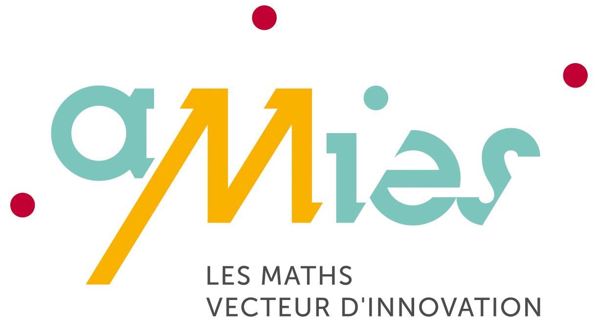 Logo AMIES (CNRS) - Réseau MSO