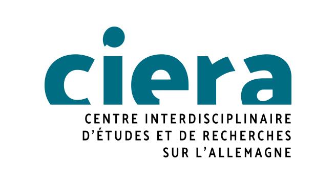Logo Centre interdisciplinaire d'études et de recherches sur l'Allemagne (CIERA)