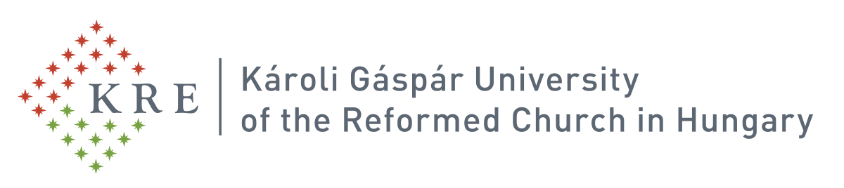 Logo Károli Gáspár University of the Reformed Church in Hungary