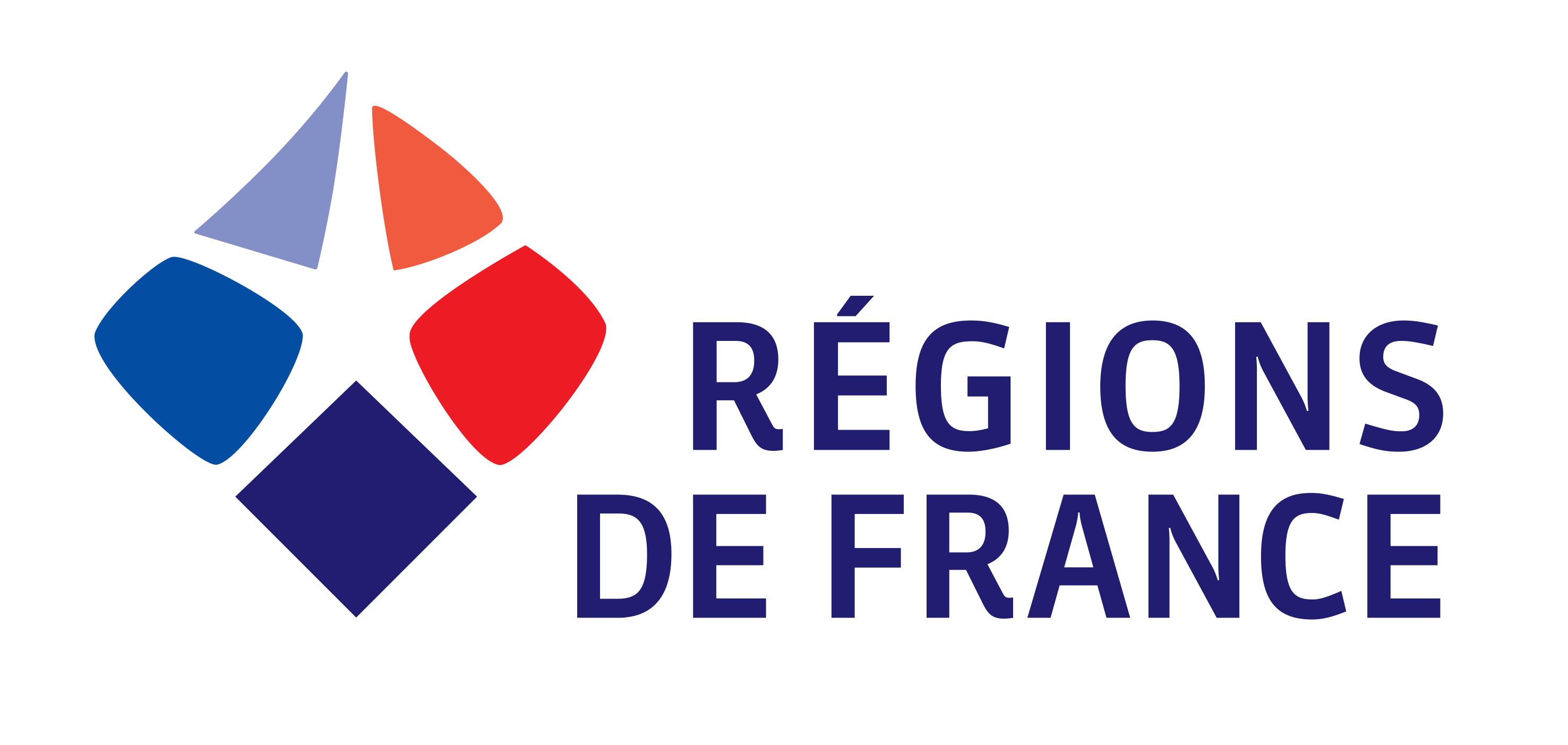 Logo Régions de France