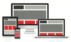 Accessible sur smartphones,tablettes et écrans