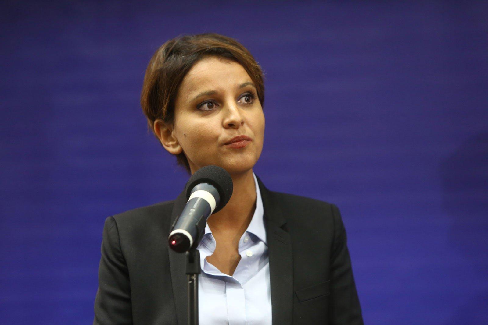 Najat Vallaud-Belkacem plaide pour une plus grande