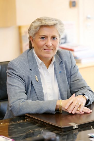 Corinne Mascala, présidente de l'université Toulouse-I Capitole