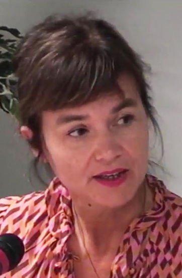 Sophie Béjean, présidente de l'AFDESRI